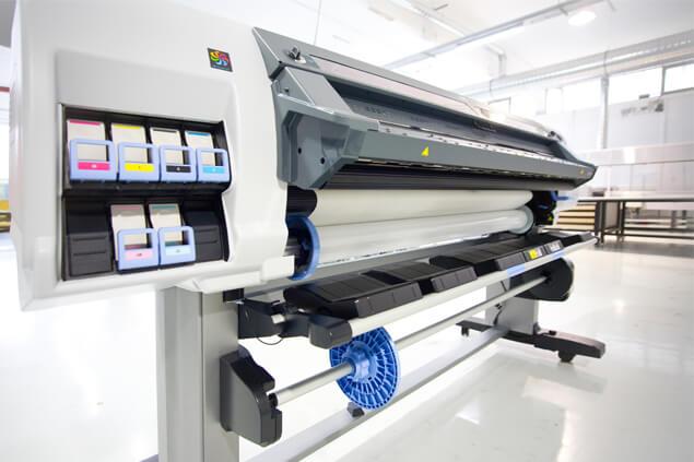 LATEX macht Drucksachen sexy: Die HPL 25500: Umweltbewußt drucken mit HP Latex-Technologie.