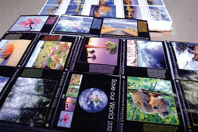 Hinter Kalenderblatt und Plakatfassade - wie Spezialisierung gelingen kann