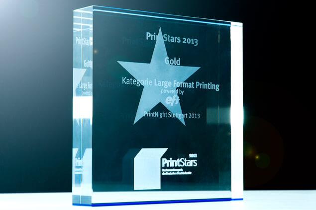 PrintStars Award 2013