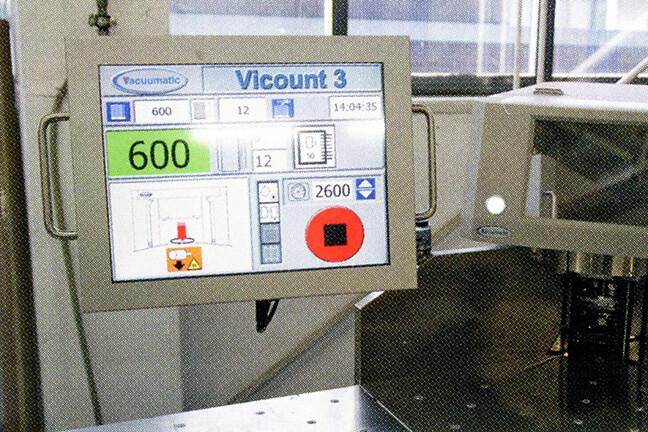 Staudigl-Druck Donauwörth setzt zweite Bogenzählmaschine von Vacuumatic ein