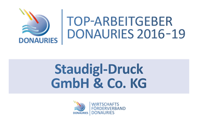 Top Arbeitgeber 2016-19