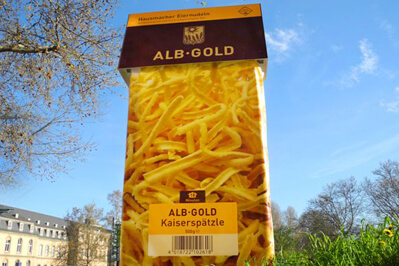 Verwandlungskünstler AlbGold