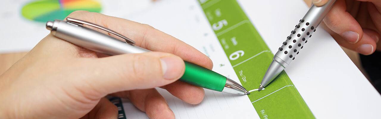 Planung & Beratung bei Druckaufträgen