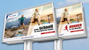 Plakat Händlerkampagnen | Staudigl-Druck