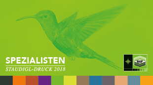 Gewinnspiel 2018 | Staudigl-Druck