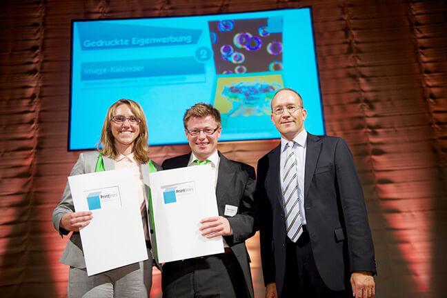PrintStars 2014: Staudigl gewinnt den 2. Platz