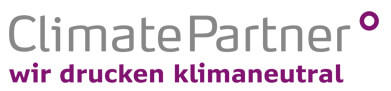 Zertifizierung ClimatePartner Staudigl-Druck