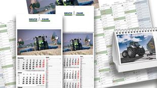 Kalender Full Service Konzept