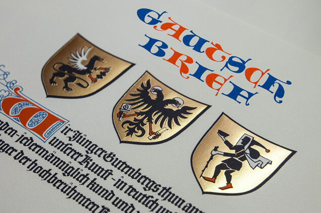Gautschbrief