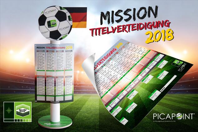 Fußball-Event 2018