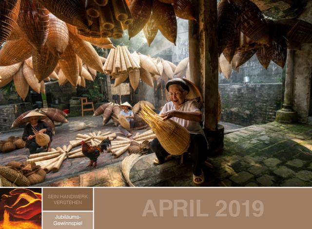 April 2019 | Staudigl-Druck Gewinnspiel