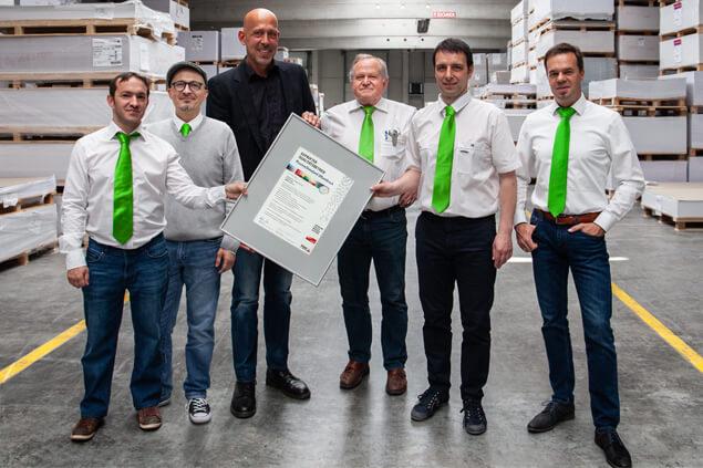 PSO-Zertifizierung 2018 | Staudigl-Druck