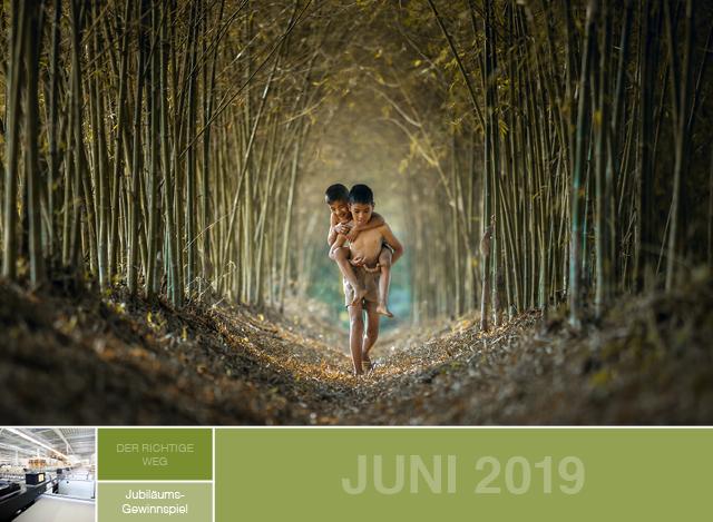 Juni 2019 | Staudigl-Druck Gewinnspiel