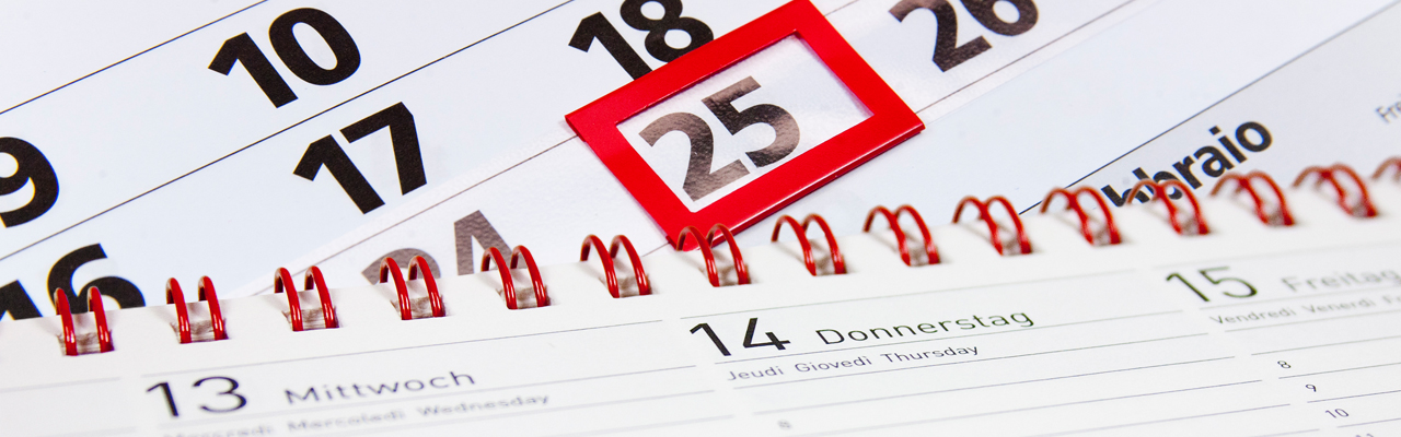 Terminkalender / Organisationskalender