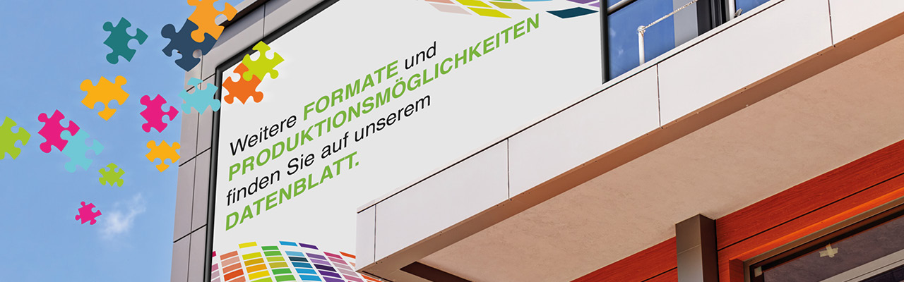 Plakate - weitere Formate