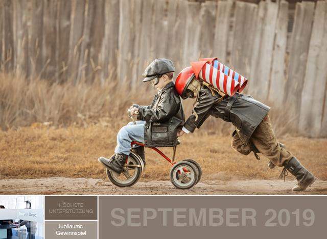 September 2019 | Staudigl-Druck Gewinnspiel