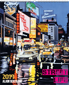 Street Life | Gregor Calendar Award 2019 – Bronze