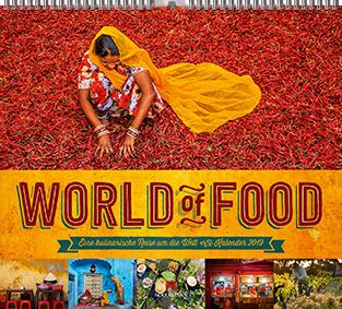 World of Food | Gregor Calendar Award 2019 – Silber